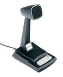Astatic 878DM Power Desk Microphone